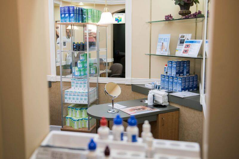 doctor philips contact lens station orlando